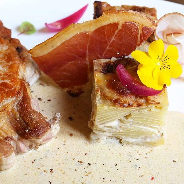 Le restaurant - L'orangerie - Béziers
